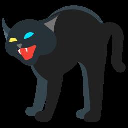 animal, cat, halloween, holidays, scary icon