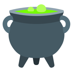 cauldron, halloween, holidays, witchcraft icon