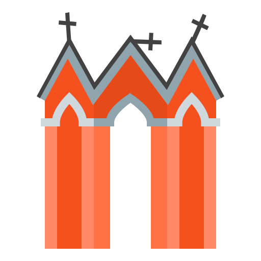Church, holidays, break, halloween, religion icon - Free download