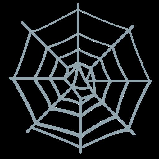cobweb, halloween, holidays icon