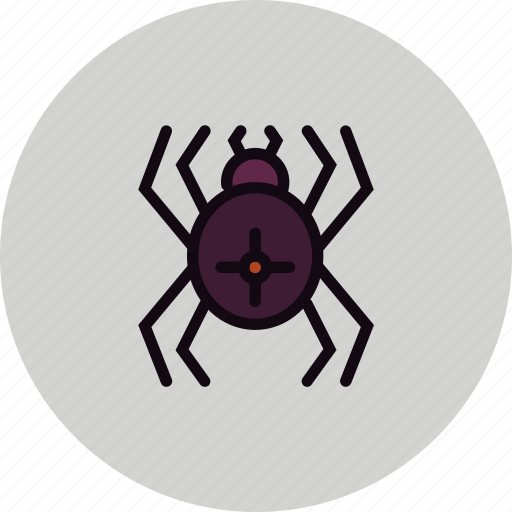 bug, deathly, evil, halloween, insect, spider, ugly icon