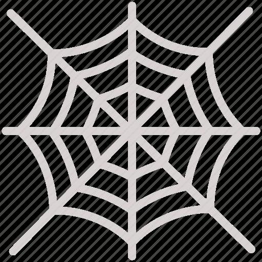 cobweb, halloween, haloween, net, network, spider net, web icon icon