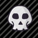 dead, death, halloween, pirate, skull icon
