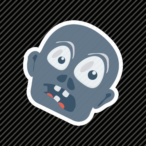 alien, halloween, monster, zombie icon