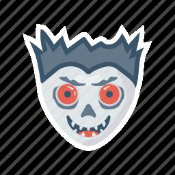 creepy, devil, ghost, monster icon