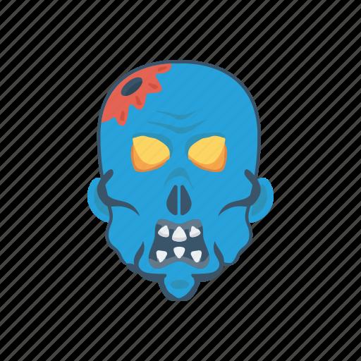alien, halloween, monster, mummy icon