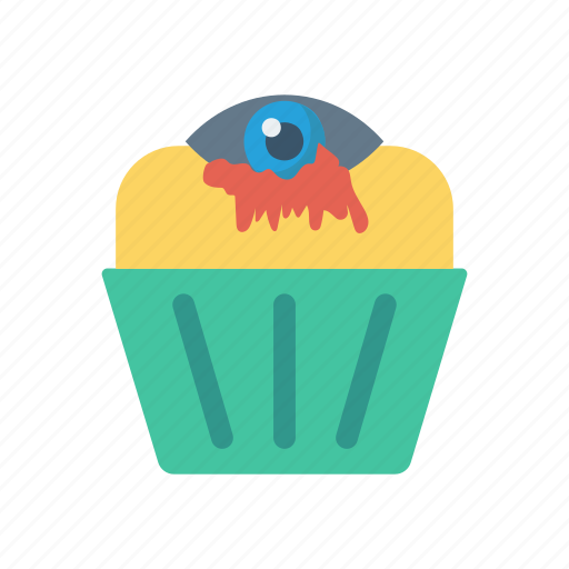 creepy, monster, scary, spooky icon