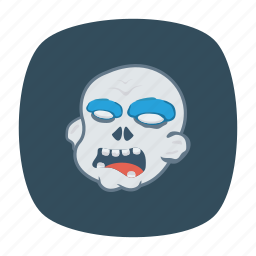 halloween, monster, scary, spooky icon