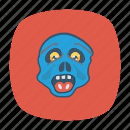 clown, devil, dracula, vampire icon