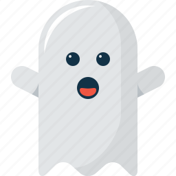 dead, death, ghost, halloween, phantom icon