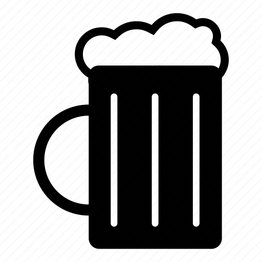 alcohol, ale, bar, beer, beverage, drink, drinking icon
