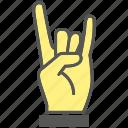 love, finger, gesture, hand