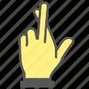 lie, finger, gesture, hand