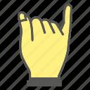little finger, pinkie, finger, gesture, hand