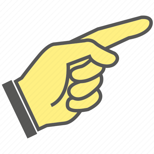 index pointing hand index finger finger gesture icon download index pointing hand index finger finger gesture icon download