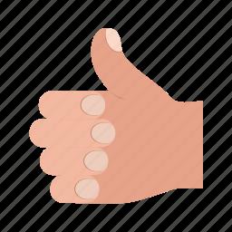 good, hand, like, sign, social, thumb, thumbs icon