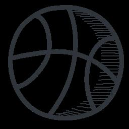 academic, academy, basketball, education, handdrawn, knowledge, learning, school, sports, student, teach, teaching, university icon