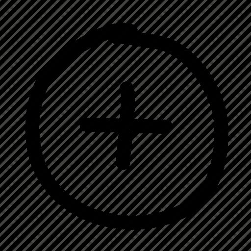 add, addition, attach, increase, plus icon