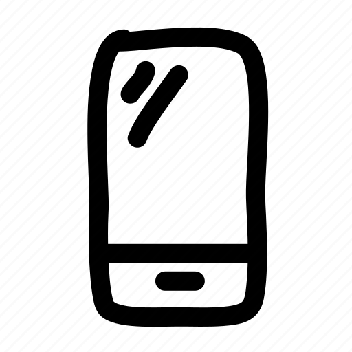 cell, device, mobile, phone, smartphone icon