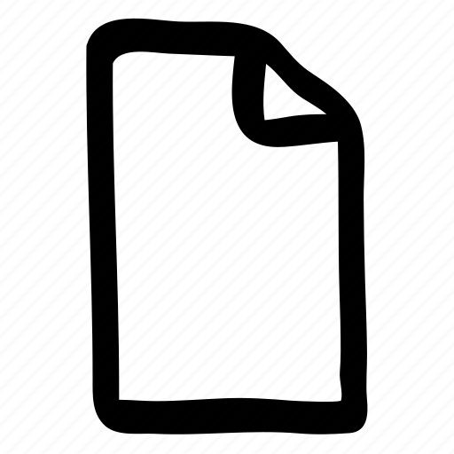 File, paper, sheet icon - Download on Iconfinder