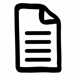 file, full, full file, paper, sheet icon