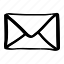 communication, mail2, message icon