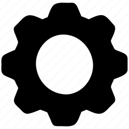cogwheel, parameters, properties, settings icon