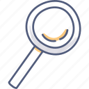 discover, find, lost, search icon