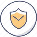 protect, lock, guard, shield, asset