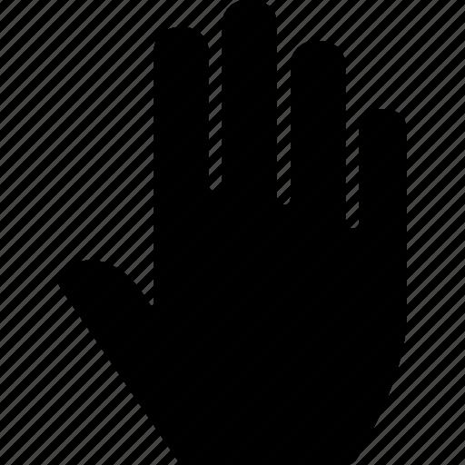 gesture, greetings, hand, hello, hi, volunteer icon