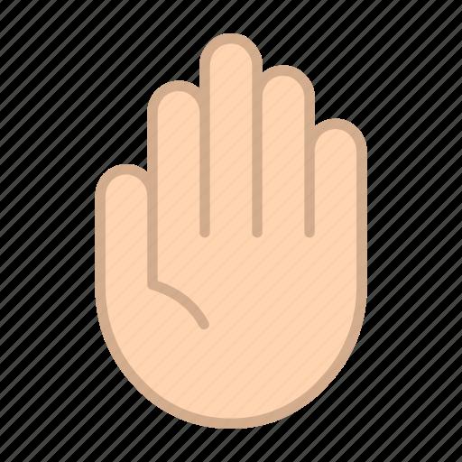fingers, gestures, hands icon