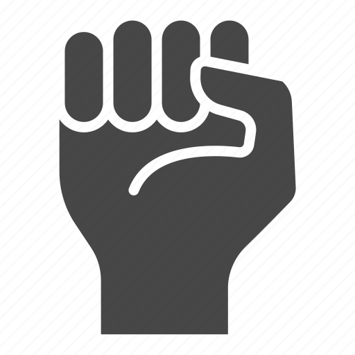 fingers, gesture, hand, hold, sign, stranglehold icon