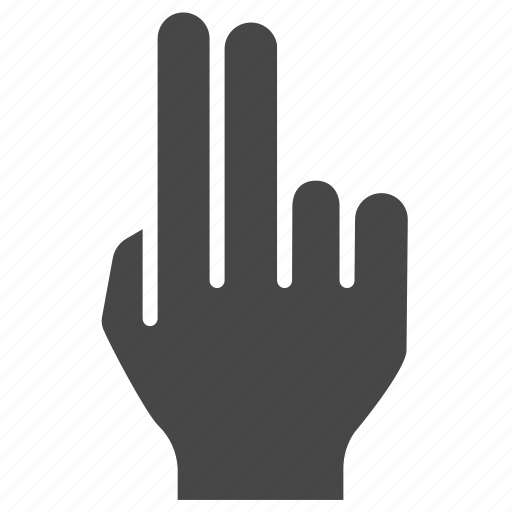 fingers, gesture, hand, oath, sign, swear icon
