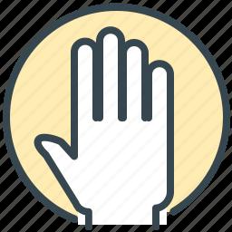 gesture, gestures, hand, pointer icon