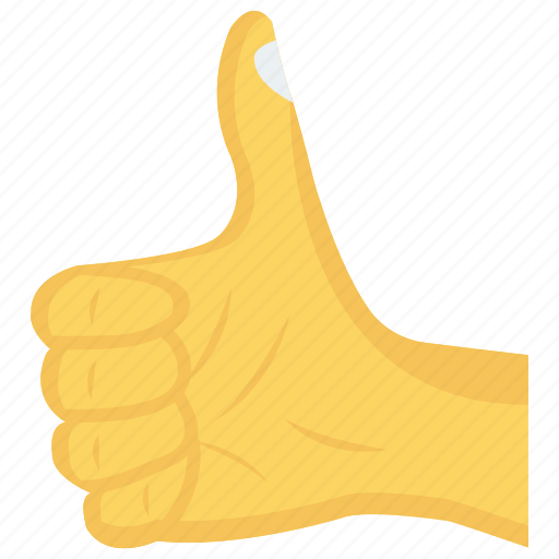 Complete, done, gesture, hand, ok icon - Download on Iconfinder