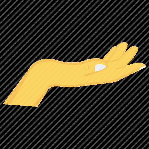 finger, gesture, hand, interactive, wrist icon