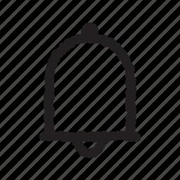 alert, bell, notification, reminder icon
