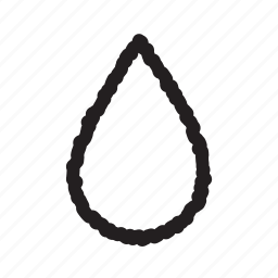 drop, tint, water icon