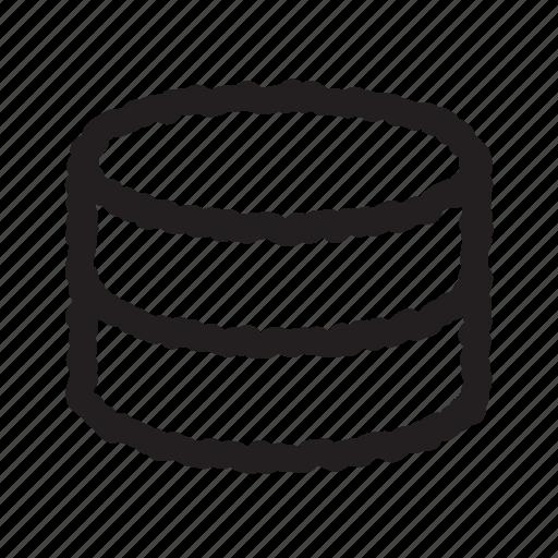 data, server icon