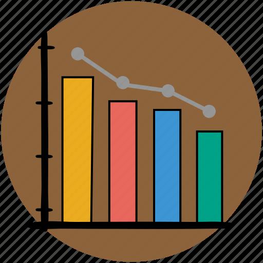 analytics, bar, business, chart, graph, graphs, statistics icon