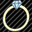diamond, love, marriage, ring, valentine, valentine's day, wedding
