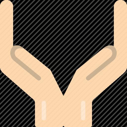 holding icon