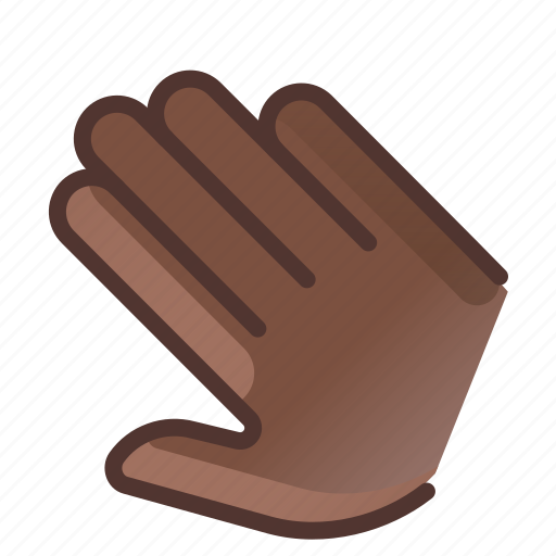 control, fingers, gesture, hand, hold, stop, yumminky icon