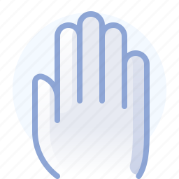 catch, control, fingers, gesture, hand, stop, yumminky icon