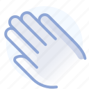 control, gesture, hand, hold, stop, touch, yumminky icon