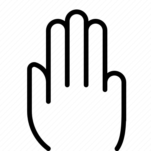 control, fingers, gesture, hand, touch, yumminky icon