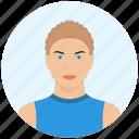 avatar, boy, face, handsome, man, profile, user icon