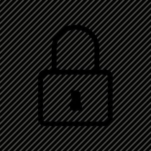 Icon, handphone, lock, security icon - Download on Iconfinder