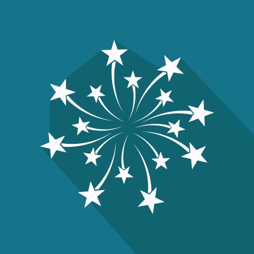 celebrate, fireworks, happy diwali, petard, salute icon
