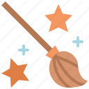 broomstick, halloween, holidays, magic, party, scary, witch